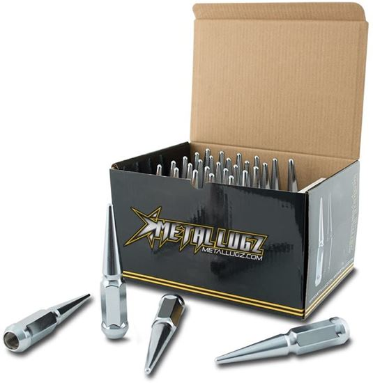 Picture of SPIKE METAL LUGZ INSTALL KIT - Chrome