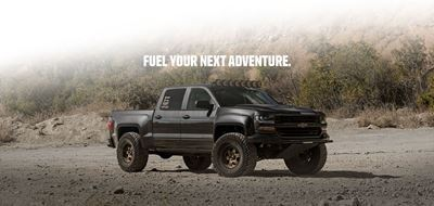 Fuel Wheels: What We Love About This Off-Road Legend
